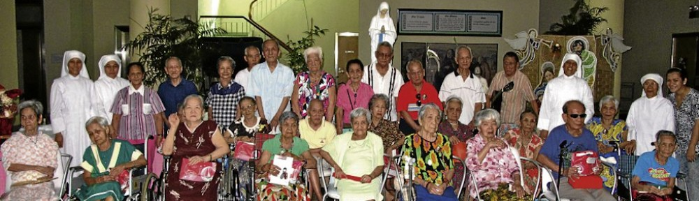 San Lorenzo Ruiz Home for the Elderly